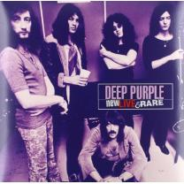 DEEP PURPLE - NEW, LIVE & RARE 1969/1971 2 LP Set 2011 (DTB102) GAT, DARKER THAN BLUE/EU MINT