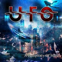 UFO - A CONSPIRACY OF STARS 2 LP Set 2015 (SPV267741 2LP) GAT, SPV/GER. MINT