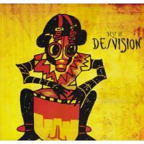 DE/VISION - THE BEST OF 2 LP Set 2006 (88697022951) GAT, SONY MUSIC/EU MINT
