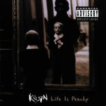 KORN - LIFE IS PEACHY 1996/2015 (MOVLP 066, LTD. Numbered, Transparant Vinyl) MUSIC ON VINYL/EU MINT