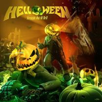 HELLOWEEN - STRAIGHT OUT OF HELL 2 LP Set 2013 (88765419521) GAT, SONY MUSIC/COLUMBIA/EU MINT