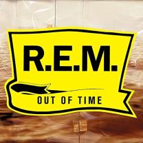 R.E.M. - OUT OF TIME 1991/2016 (0888072004405. 180 gm.) UNIVERSAL/HOLL. MINT