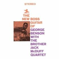 GEORGE BENSON - THE NEW BOSS GUITAR 1964/2014 (0888072357808, Back to Black LTD.) UNIVERSAL/EU MINT