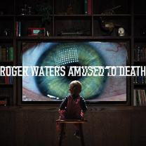 ROGER WATERS - AMUSED TO DEATH 2 LP Set 1992/2015 (AAPP 468761, LTD.) QRP/USA MINT