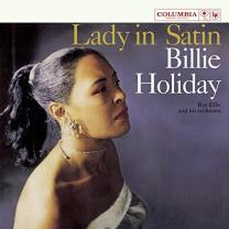 BILLIE HOLIDAY - LADY IN SATIN 1958/2015 (88875111741, HI-Q 180 gm.) LEGACY/EU MINT
