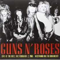 GUNS N' ROSES LIVE AT THE RITZ: NYC, FEBRUARY 2, 1988. 2015 (RSL13007LP, LTD. 500 Copies) EU MINT