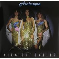 ARABESQUE - MIDNIGHT DANCER  1980/2014 (MIR 100723, Deluxe Ed. 8-Page Book) MIRUMIR/EU MINT