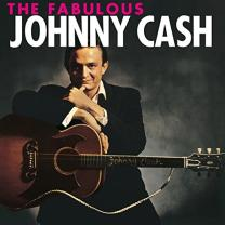 JOHNNY CASH - FABULOUS 1958/2016 (RUM2011113) RUMBLE RECORDS/EU MINT