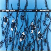 SONNY STITT - SONNY STITT / BUD POWELL / J.J. JOHNSON 1956/2014 (DOL808) DOL/EU MINT