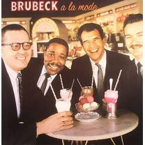 DAVE BRUBECK - BRUBECK A LA MODE FEATURING BILL SMITH 1960/2014 (DOL818) DOL/EU MINT
