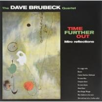 DAVE BRUBECK QUARTET - TIME FURTHER OUT 1961/2015 (DOL850H, 180 gm.) DOL/EU MINT