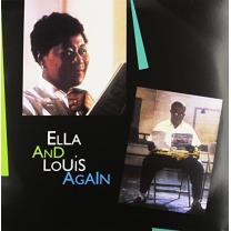 ELLA FITZGERALD AND LOUIS ARMSTRONG - ELLA AND LOUIS AGAIN 2 LP Set 1957/2016. DOL/EU MINT