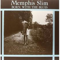 MEMPHIS SLIM - BORN WITH THE BLUES 1966/2014 (DOL 1474) DOL/EU MINT