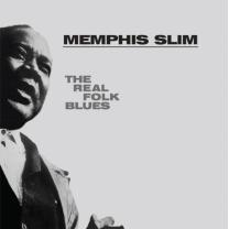 MEMPHIS SLIM - REAL FOLK BLUES 1966/2013  (DOL1510) DOLCHESS/EU MINT