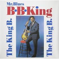 B. B. KING – MR. BLUES 2015 (DOL1515, 180 gm.) DOL/EU MINT