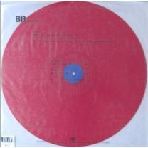 TAKEHISA KOSUGI - STUDIO IMPROVISATIONS… 1974/2011 (B146, Red Vinyl, LTD.) B 13/EU MINT