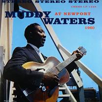 MUDDY WATERS - AT NEWPORT 1960 1(DOL1449H, 180 gm.) DOL/EU MINT