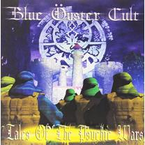 BLUE OYSTER CULT - TALES OF THE PSYCHIC WARS - LIVE IN NEW YORK 1981/2015 (DOR2002H, 180 gm) EU MINT
