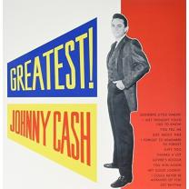 JOHNNY CASH – GREATEST! 2015 (DOS605, 180 gm.) DOL/EU MINT