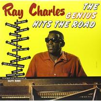 RAY CHARLES - GENIUS HIT THE ROAD 2015 (DOL813H, 180 gm.) DOL/EU MINT