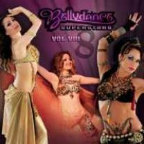 0894169008225 : VARIOUS : BELLYDANCE SUPERSTARS 8