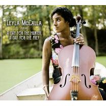 LEYLA MCCALLA - A DAY FOR THE HUNTER... 2016 (JV 33570116, 180 GM. SUPER FIDELITY) GAT, FRANCE MINT