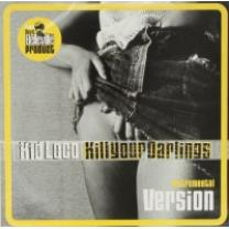 KID LOCO - KILL YOUR DARLINGS - INSTRUMENTAL VERSION 2 LP Set 2002 (BMW LP/002) FRANCE MINT