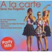 4006408327103 : A LA CARTE : HAVE YOU FORGOTTEN