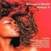 4018382505224 : VARIOUS : WOMEN'S WORLD VOICES VOL.3