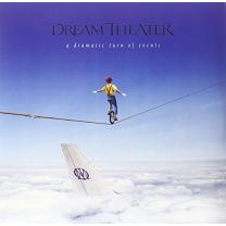 DREAM THEATER - A DRAMATIC TURN OF EVENTS 2 LP Set 2011 (4024572507176) GAT, ROADRUNNER/GER. MINT