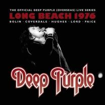 DEEP PURPLE - LIVE AT LONG BEACH ARENA 1976 3 LP Set 2016 (4029759109761) GAT, GER. MINT