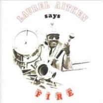 LAUREL AITKEN- SAYS FIRE 1969/2014 (BBC009, White Vinyl) MAD BUTCHER/GER. MINT