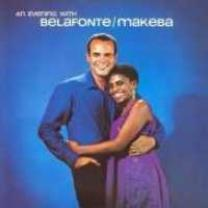 4260019712219 : BELAFONTE & MIRIAM MAKEBA HARRY : AN EVENING WITH BELAFONTE/ MAKEBA (180G HQ-VINYL)