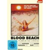 4260150420295 : DAVID HUFFMAN MARIANNA HILL JOHN SAXON BURT YOUNG : BLOOD BEACH - HORROR AM STR