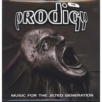 PRODIGY -  THE MUSIC FOR THE JILTED GENERATION 2 LP Set 1994 (XLLP 114) GAT, OIS,  ENG. EU MINT