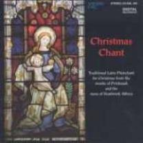 5013133436924 : MONKS OF PRINKNASH ABBEY - NUNS OF STANB : CHRISTMAS CHANT