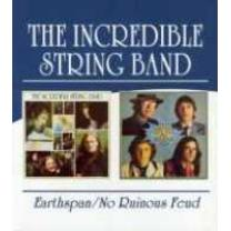 5017261206282 : INCREDIBLE STRING BAND : EARTHSPAN/NO RUINOUS FEUD(2CD)