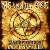 5017687512820 : V/A : UNHOLY BIBLE