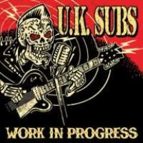 5032556131025 : U.K. SUBS : WORK IN PROGRESS