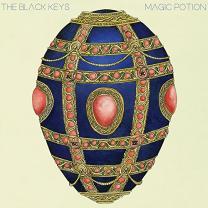 BLACK KEYS - MAGIC POTION 2006 (VVR104541) V2 MUSIC/EU MINT
