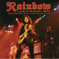 RAINBOW - LIVE IN MUNICH 1977 2 LP Set  2013 (EAGLP504, 180 gm.) GAT, EAGLE/EU MINT