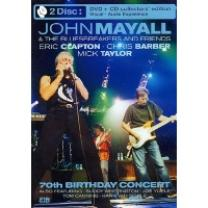 5034504902299 :  : 70TH BIRTHDAY CONCERT (DVD + CD)