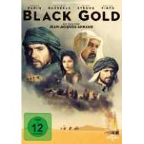 5050582888713 : TAHAR RAHIM ANTONIO BANDERAS MARK STRONG HANS RUESCH : BLACK GOLD