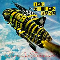 IAN GILLAN BAND - CLEAR AIR TURBULENCE 1 LP (SFMVC1221) STORE FOR MUSIC/ENG. MINT