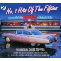 5060143492501 : V/A : NO.1 HITS OF THE FIFTIES: 50 ORIGINAL CHART-TOPPE