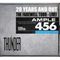 5060158732111 : THUNDER : 20 YEARS AND OUT