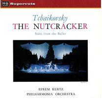 TCHAIKOVSKY - NUTCRACKER / KURTZ / PHILHARMONIA ORCHESTRA 1958, HI-Q/ENG. MINT