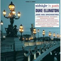 DUKE ELLINGTON - MIDNIGHT IN PARIS 1962/2016 (NOTLP219, 180 gm.) NOT NOW/EU MINT