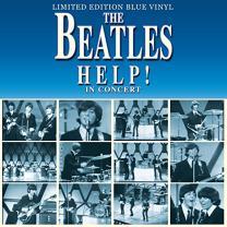 BEATLES - HELP! IN CONCERT 2016 (CPLVNY193, LTD. BLUE VINYL) CODA/CZECH REPUBLIC/MINT
