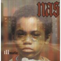 NAS - ILLMATIC 1994 (COL 475959-1, RE-ISSUE) COLUMBIA/EU MINT
